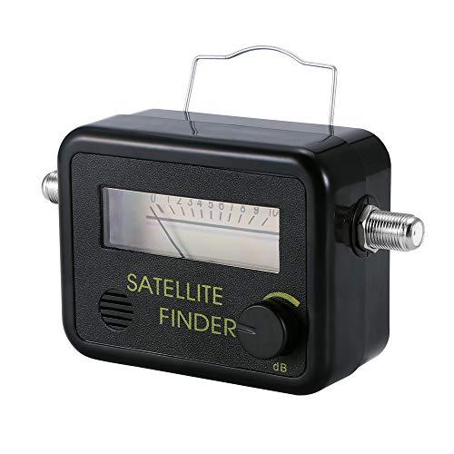 SUIDSFKDFJS Buscador de satélite Original Medidor de señal de alineación del Receptor Amplificador de señal de TV Digital Satfinder LNB