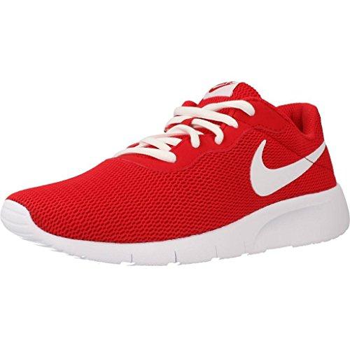 Nike Unisex Tanjun (GS) Boys Shoe Low-Top, Rot (600 University RED/White), 38 EU
