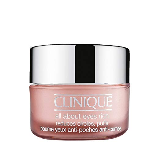 CLINIQUE ALL ABOUT EYES RICH 15 ml crema contorno occhi idratante rigenerante