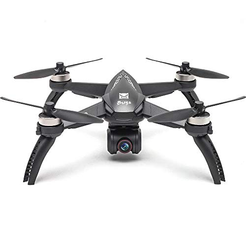 Drone con fotocamera, MJX Bugs 5W RC Quadcopter con batteria -5G WiFi FPV GPS Brushless RC Drone con 4K HD Camera