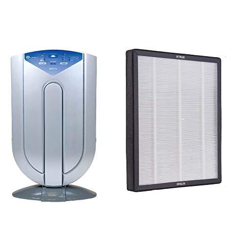 PureMate PM380A computer intelligente purificatore d' aria vero HEPA e filtro al carbone – 2 in 1