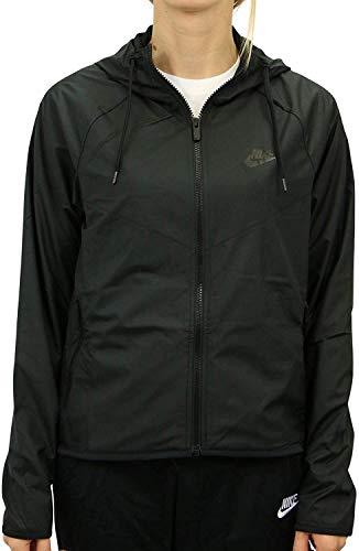 Nike Damen Sportswear Windrunner Jacke Schwarz XS