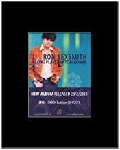 Music Ad World Ron SEXSMITH - Long Player Late Bloomer Mini Poster - 13.5x10cm