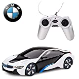 Liberty Imports BMW i8 Concept Radio Remote Control RC Sports Car 1:24 Scale Electric Model Car