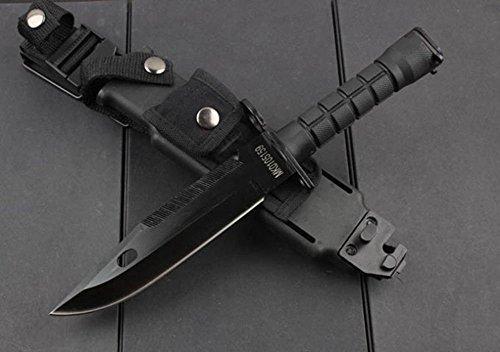 REGULUS KNIFE Outils de Camping en Plein air, Couteau de Survie Multi-Fonctions pour Camping-Car d'urgence