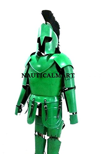 Disfraz de teatro NAUTICAL MART Medieval Times Tournament Full Suit Of Armour