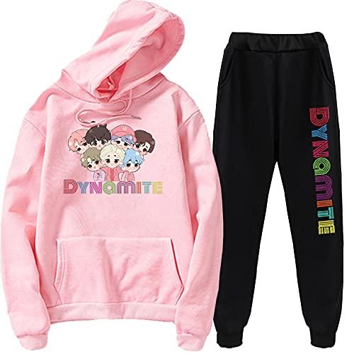 EMPERSTAR BTS Jimin Hoodie Young Girls Idol Long Sleeve Sweatshirt Hip Hop...