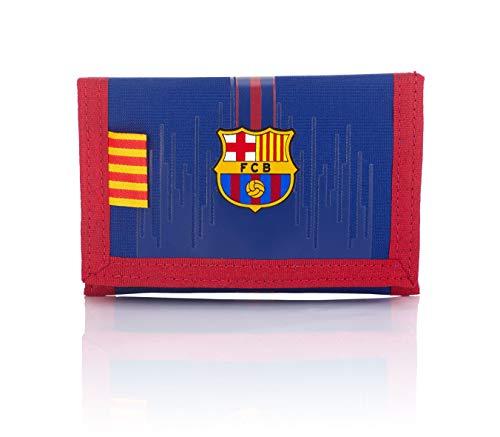 F.C. Barcelona FC-242 Barca Fan 7 Paquete Fanny, Niños, Azul Marino/Burdeos, 26 x 10 x 7 cm