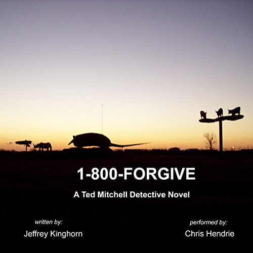 1-800-FORGIVE audiobook cover art