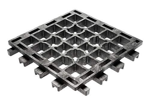 Land-Grid 50m² XT45 Paddockplatten ohne Unterbau Paddockplatte Rasengitterplatten 22,40€/m²
