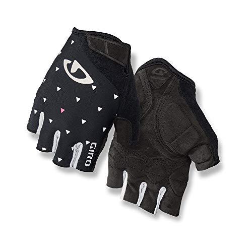 Giro Damen JAG'ETTE Fahrradhandschuhe, Black/sharktooth, S