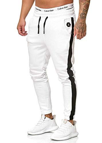 VANVENE - Pantalones de chándal para hombre, en felpa, diseño informal, ideales para correr