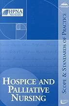 Hospice and Palliative Nursing: Scope and Standards of Practice (American Nurses Association)