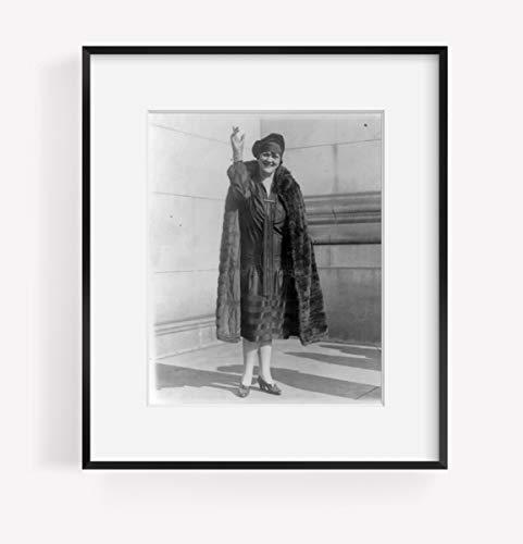 Price comparison product image INFINITE PHOTOGRAPHS 1927 Photo Rosa Raisa Full-Length Portrait