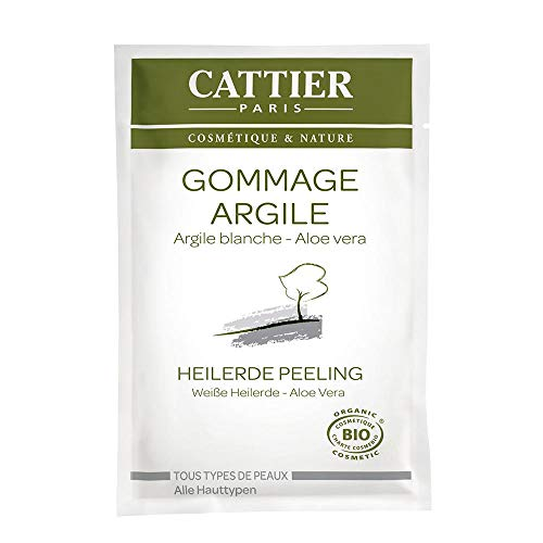 Kneipp Cattier Sachet Weiße Heilerde Peeling 12,5 ml [Badartikel]