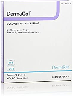 DermaRite 00303E Dermacol Collagen Matrix Dressing