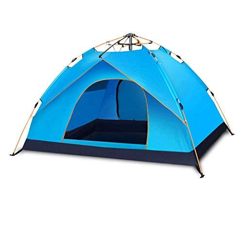 YXDEW Tiendas de campaña/Carpa con Pantalla de Habitaciones automática portátil for Carpas al Aire Libre a Prueba de Lluvia Engrosamiento Inicio Camping al Aire Libre Carpa for Acampar con Acampar