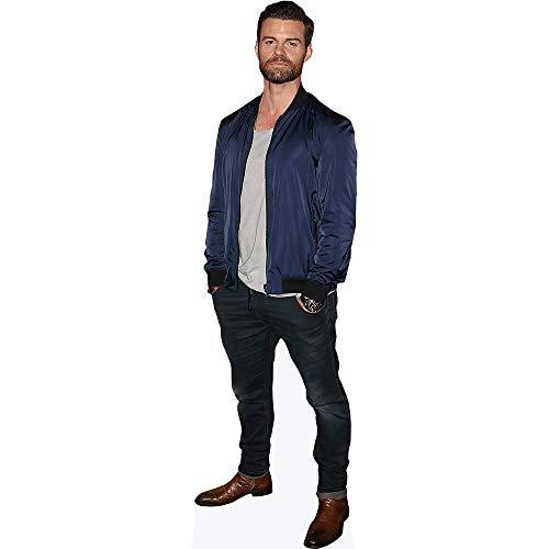 Celebrity Cutouts Daniel Gillies (Blue Jacket) Pappaufsteller Mini