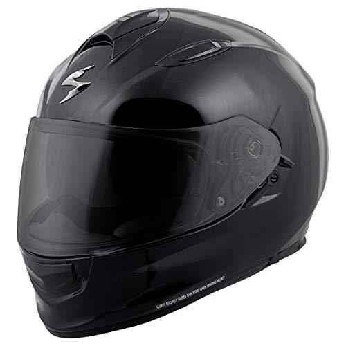 ScorpionExo Unisex-Adult full-face-helmet-style EXO-T510 Helmet (Black,Large), 1 Pack