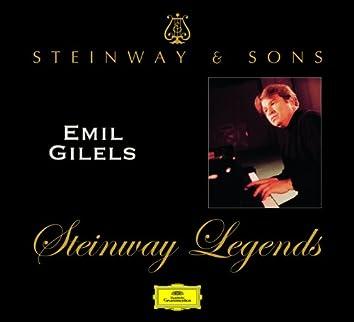 Steinway Legends: Emil Gilels