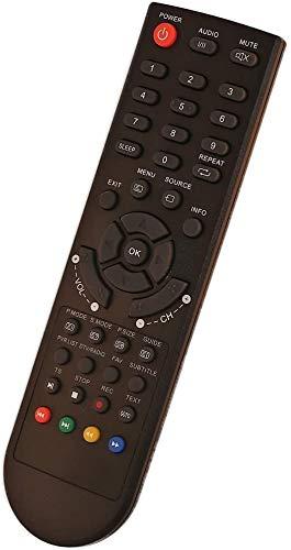Mando a Distancia para TV TD Systems K32DLM6H, K40DLM3F, K40DLM4F, K32DLM3H,K20LM5H, K24DLM5H, K48DLM5F