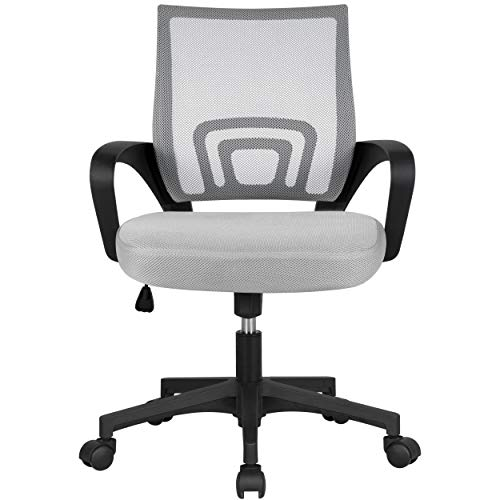 Yaheetech Lumbar Support Office Chair