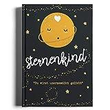 """Mein Sternenkind - Du wirst unermesslich geliebt! (Erinnerungs- & Trauerbewältigungsbuch bei Fehlgeburt oder""""Stiller Geburt"""") Rundfux"""