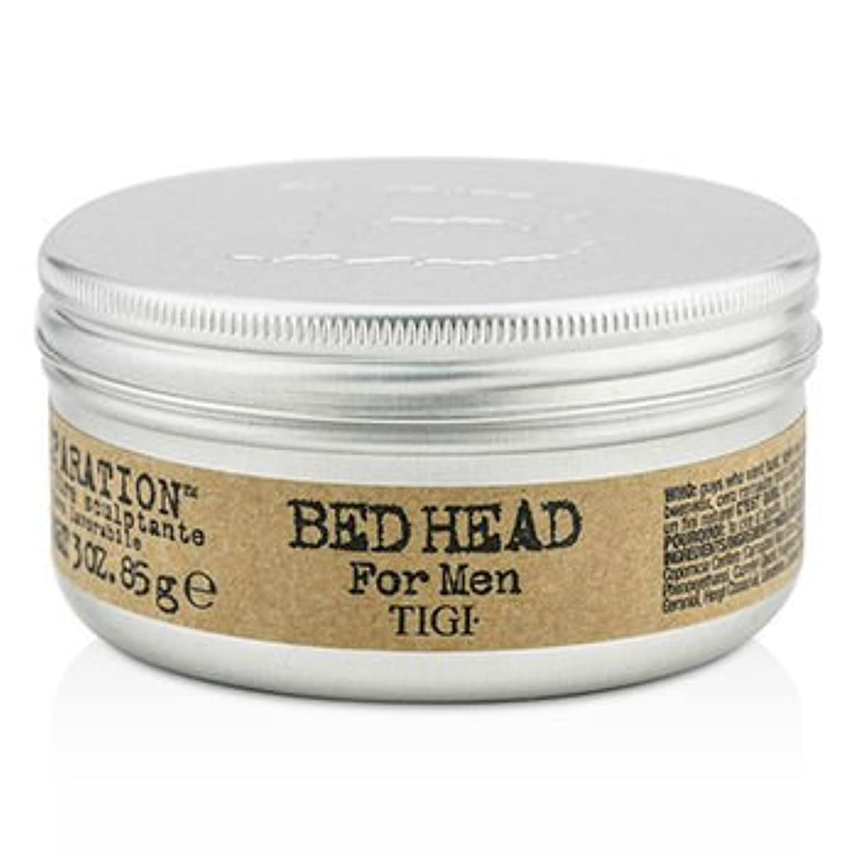 カメラに対応する関与する[Tigi] Bed Head B For Men Matte Separation Workable Wax 85g/3oz