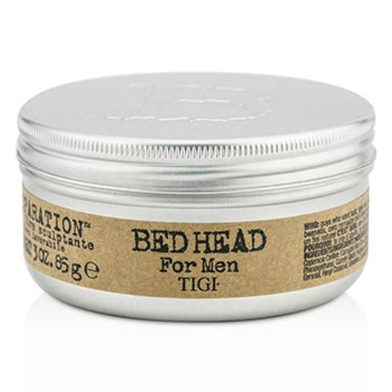 落胆する裏切り啓発する[Tigi] Bed Head B For Men Matte Separation Workable Wax 85g/3oz