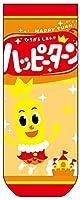 ジェイズプランニング ソックス ハッピーターン お菓子パッケージシリーズ 大人用(22-24cm) プレゼント インパクト抜群