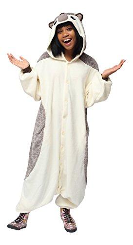 Igel-Kostüm / Kigurumi Onesie Jumpsuit