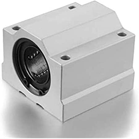 Robocraze SC8UU- 6mm Diameter for 3D Printers | SC8UU Linear Bearing Platform | 3D Printer Part