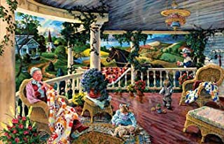 SUNSOUT INC Afternoon with Grandma 1000 pc Jigsaw Puzzle