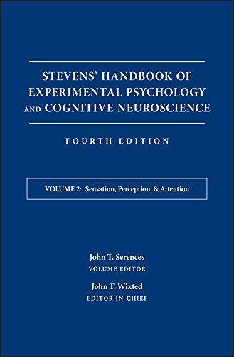 Stevens' Handbook of Experimental Psychology and Cognitive Neuroscience, Sensation, Perception, and Attention (Stevens' Handbook of Experimental Psychology and Cognitive Neuroscience, 4th Edition)の詳細を見る
