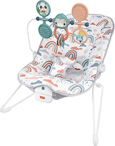 Fisher-Price Baby Cadeirinha Diversão no Arco-íris