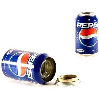 Stash Safe Pepsi Cola Diversion Hidden Safe Can