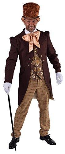 M216257-L Herren Barock Kostüm Lord Baron Gr.L