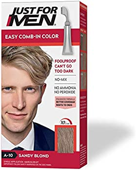 Just For Men AutoStop Men's Hair Color (Sandy Blond)