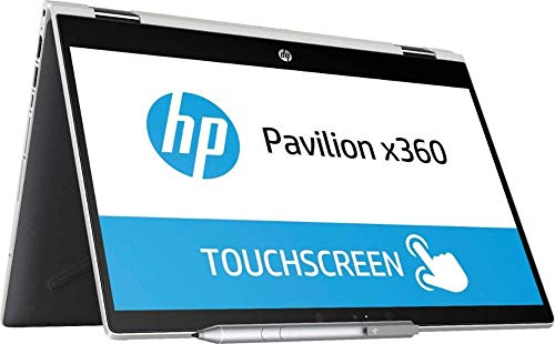 2019 HP Pavilion X360 Convertible 2-in-1 14″ HD Touchscreen Laptop Computer, 8th Gen Intel Core…
