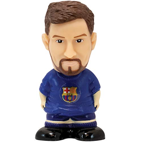 Maccabi Art Lionel Messi FC Barcelona Sportzies, La Liga Action Figure, Toy Minifigure, Collectible Figurine - Great Gift for Soccer Sports Fans