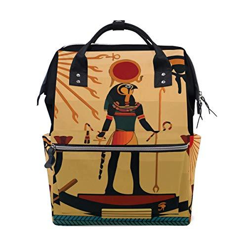 Sac à langer égyptien ancien Sun Life Grand sac de voyage pour allaitement
