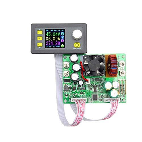 ZHTY DPS5015 Courant de Tension DC Module d'alimentation abaisseur de Tension Buck Convertisseur de Tension LCD Voltmètre 50V 15A Pas de Version de Communication