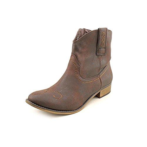 Alfani Mens Sawyer Leather Closed Toe Penny Loafer, Dark Tan, Size 9.5