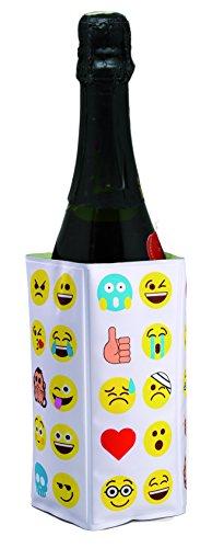 Vin Bouquet FIE 178 Rafraichisseur avec Emoticones, Nylon, Multicolore, 14,5x20x2,5 cm