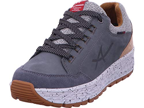 Allrounder by Mephisto Damen OVIDA-TEX Cross Trainer, Notte/Notte, 41 EU