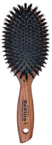 Spornette DeVille Cushion Oval Boar Brush #342