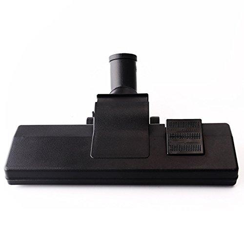 SODIAL Accesorios para aspiradoras universales Herramienta de cabeza del aspirador boquilla para piso alfombrado Eficiente limpieza 32MM