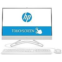 "HP 24 -f0062ng 60,5 cm (23.8"") 1920 x 1080 Pixeles Pantalla táctil 1,50 GHz Intel® Pentium® J5005 Blanco PC todo en uno - Ordenador de sobremesa All in One"