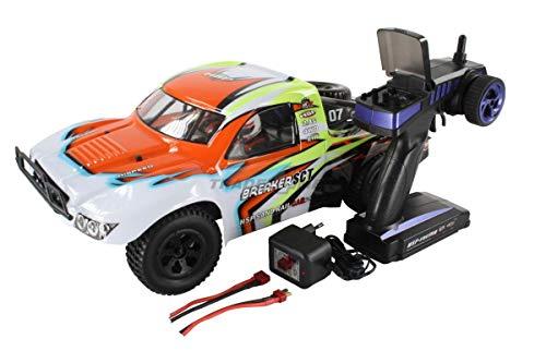RC Auto kaufen Short Course Truck Bild 2: 1:10 HSP Breaker SCT RTR Orange*