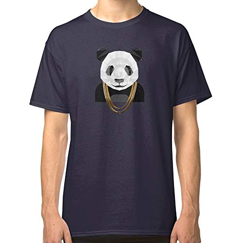 Desiigner Panda Classic T-Shirt | for Men Women Comfortable Fit Wearable Anywhere, White and Black in Size S-5xl